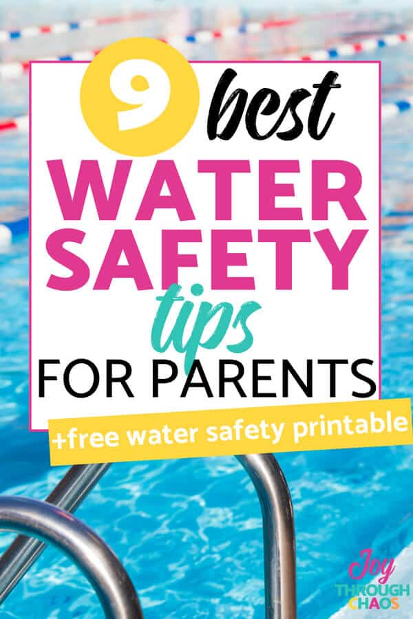 Swimming and boating are great ways to spend the summer and water safety is vital for summer fun. Here are some great water safety tips for kids.