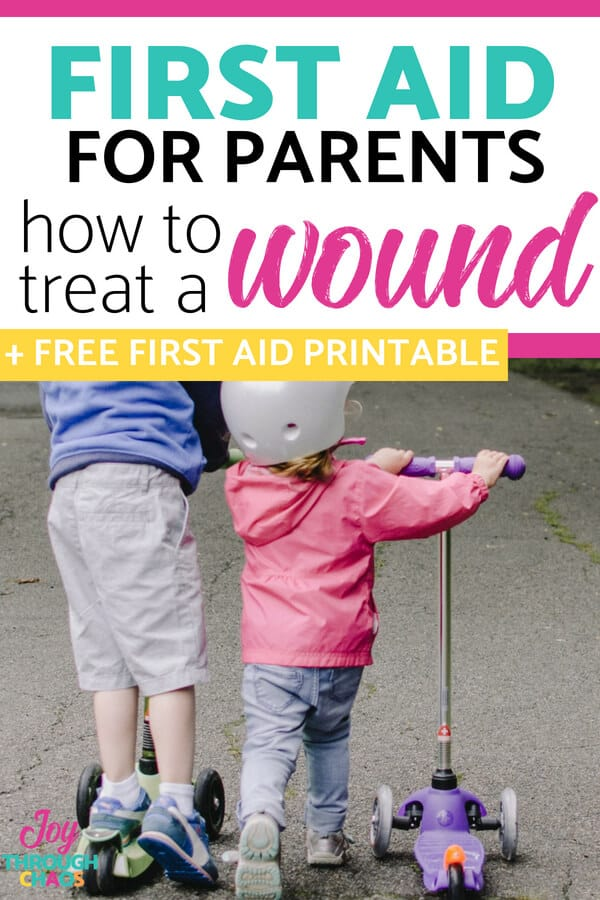 As parents, we need to know simple wound care for kids to treat the wound quickly and efficiently. Read my best wound care for kids tips!