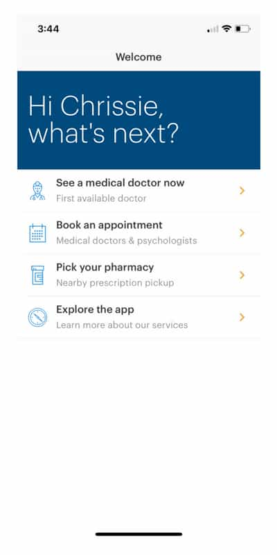Medical Apps for Parents