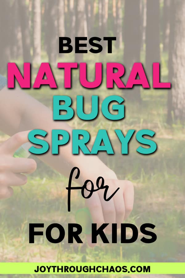 Everything you need to know about the best bug spray for kids! From scientifically backed ingredients, to trusted brands, it's all right here!