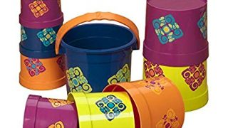 Bazillion Buckets Nesting Cups