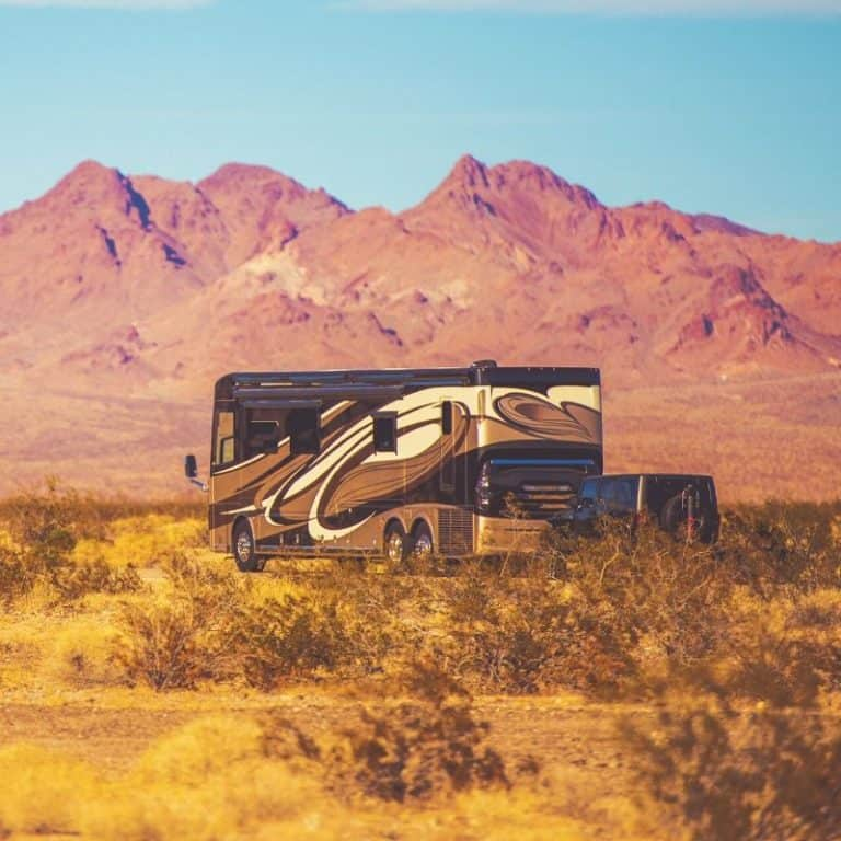 What is a Class A RV?